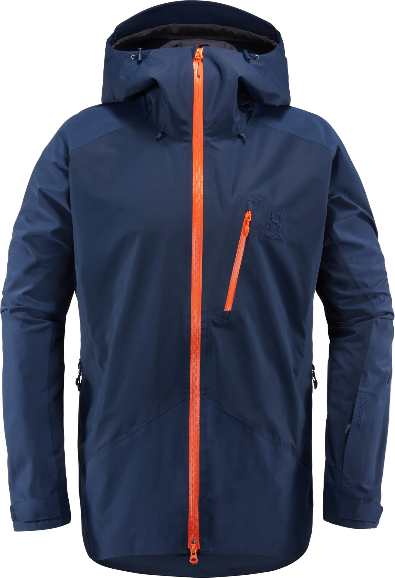 Niva Jacket Herren Tarn Blue Haglöfs YWDEHI29